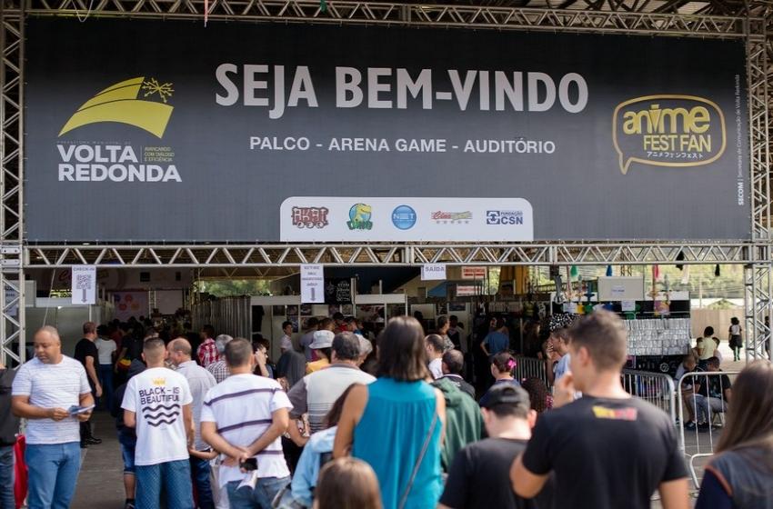 Anime Fest Fan começa nesta sexta-feira em Volta Redonda