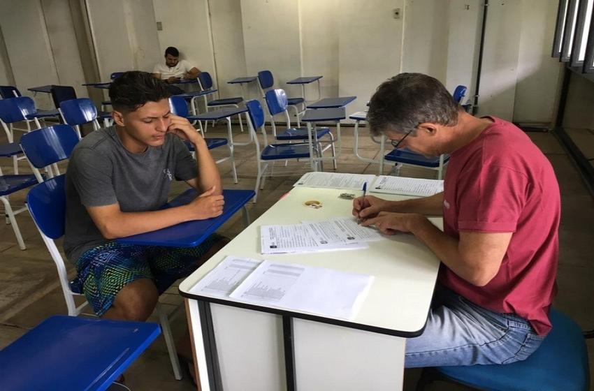 Inscrições abertas para exame de conclusão do ensino fundamental em Resende