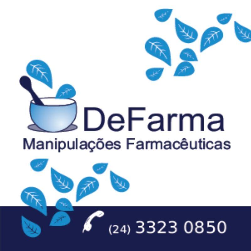 DeFarma Manipulações Farmacêuticas
